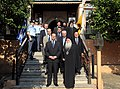 Επίσκεψη ΥΠΕΞ Δ. Δρούτσα στο Άγιο Όρος FM Droutsas visits Mount Athos (3-4.06.2011) (5795573121).jpg