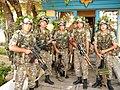 Бойцы АэроМобильных Войск в полевой экипировке.JPG