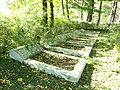 Братська могила радянських воїнів, смт Вигода 02.JPG