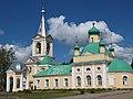 Введенская церковь Введено-Оятского моначстыря, Лодейнопольский район.JPG
