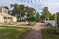 """Вид с юга на Царицын павильон и собственный сад с фонтаном """"Нарцисс"""".jpg"""