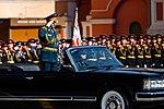 Военный парад на Красной площади 9 мая 2016 г. (121).jpg