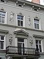 Вул. Коперника, 16, житловий будинок, фрагмент фасаду.jpg