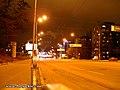 Вул. Лепківського (Урицького) вночі - panoramio.jpg