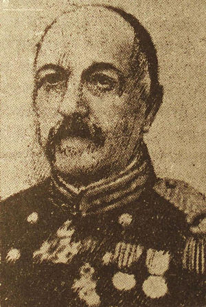 Basile Gras - Image: Генерал Базиль Гра
