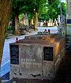 Гробівець сімї Ковальських , у якому похований єпископ Михайло Куземський..jpg