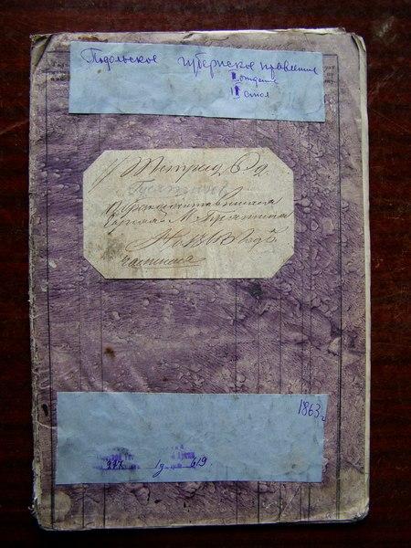 File:ДАХмО 227-1д-619. 1863 год. Метрическая книга евреев м. Гусятин. Брак.pdf