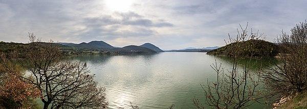 Lake Mantovo, Macedonia