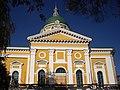 Зарайский кремль. Вид церкви св. Иоанна Предтечи с южной стороны.JPG