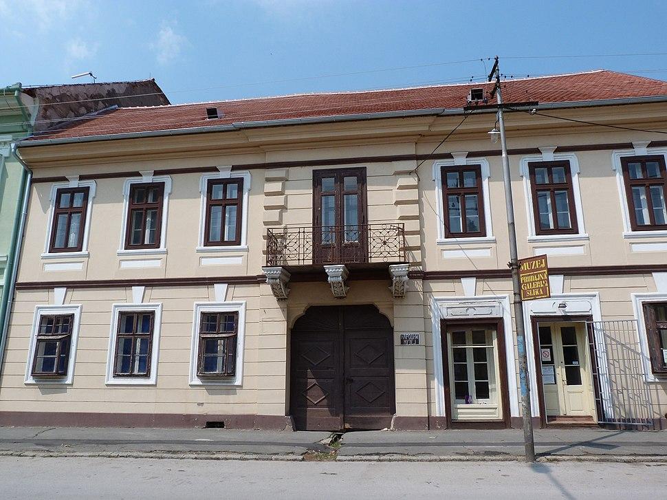 Зграда Музејске јединице у Белој Цркви