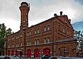 Здание пожарной части на Мичуринской улице.JPG