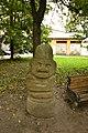 Индейские боги во дворике Кунсткамеры3.jpg