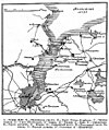 Карта-схема к статье «Киль» (с описанием). Военная энциклопедия Сытина (Санкт-Петербург, 1911-1915).jpg