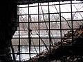 Кенигсберг 5 форт Вид на ров изнутри.JPG