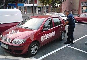 Municipal police (Serbia) - Communal police of the City of Valjevo