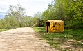 Навес на пристани парома до Михайловского - panoramio.jpg