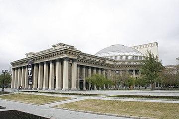 Минкульт выделил 200 миллионов рублей на ремонт оперного театра