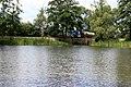 Паркавае возера і дарога за ім - panoramio.jpg