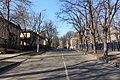 Переулок Чернышевского, вид со стороны пер. Достоевского - panoramio.jpg