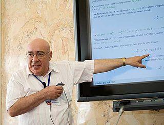 Leon Petrosyan Game theorist