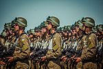 Підготовка Нацгвардії до військового параду на честь Дня Незалежності України 1419-2 (19865513894).jpg