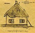 Старі хати Харкова. 1922. №06. Хата по Заїківській вул., ч. 39, в Харькові.jpg