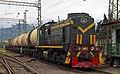 ТЭМ2-1483, Грузия, Аджария, станция Батуми-Сортировочная (Trainpix 204875).jpg