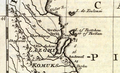 Фрагмент карты Bowen, Emanuel; Orbeliani, Sulxan-Saba. A new and accurate map of the Caspian Sea. 1747. (A).png
