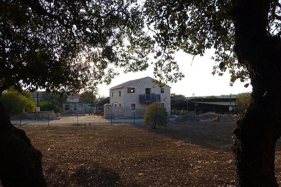 הגליל התחתון - בית לחם הגלילית - המתחם הטמפלרי (38)