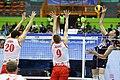لیگ جهانی والیبال-دیدار صربستان و ایتالیا-۲.jpg