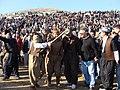 محوطه قلعه سهولان هر سال پزیرای مهمانان استان و دیگر استانها و گاهاً توریست های خارجی است.jpg