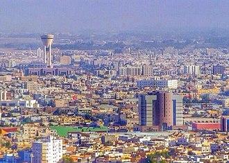 Tabuk, Saudi Arabia - Skyline of Tabuk