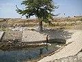 چشمه جوشقان مركزيjowshaghan كاشان در حال بازسازي - عكس از مهدي خوشبختي - panoramio.jpg