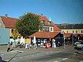 丹麦 赫尔辛格火车站巴士站 Helsingør st (bus) - panoramio.jpg
