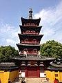 寒山寺 ﹣ 普明塔 - panoramio (1).jpg