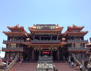 Checheng Fuan Temple A temple in Pingtung County