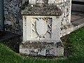 -2020-11-12 Plinth detail, All Saints, Upper Sheringham.JPG