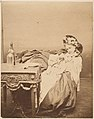 -Album page with ten photographs of La Comtesse mounted recto and verso- MET DP235113.jpg