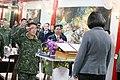 01.26 總統在馬祖,於勝利山莊與防區官兵共進午餐,指揮官向總統報告出席人數 (31688355654).jpg