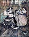 014 1907 And the maids cried -Good gracious, how very tenacious!-.jpg