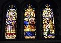 060 Església de Sant Esteve (Granollers), vitralls de la nau.jpg