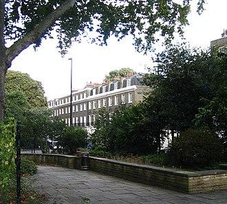 Canonbury - Gardens of Canonbury Square