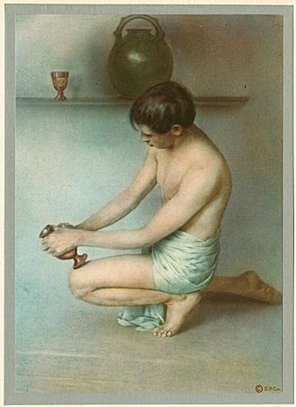 Adelaide Hanscom Leeson - Did the Hand then of the Potter shake?