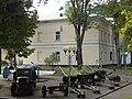 1. Будинок гімназії, де навчався у 1866–1871рр. письменник В.Г. Короленко, Рівне.JPG