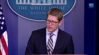 File:10-10-13- White House Press Briefing.webm