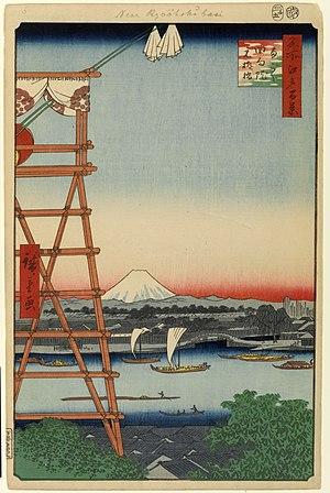 Ekō-in - Image: 100 views edo 005