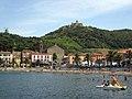 103 Port d'Avall, Sant Domènec, el Molí i fort de Sant Elm.jpg