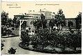 12534-Kamenz-1911-Garnison-Lazarett, Verwaltungsgebäude-Brück & Sohn Kunstverlag.jpg