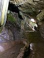 126 Cova de Sant Miquel del Fai, parets calcàries i rec.JPG