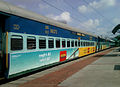 12702 Hussainsagar Express at Necklace Road 02.jpg